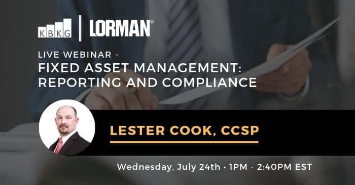 Featured Speaker – Lester Cook