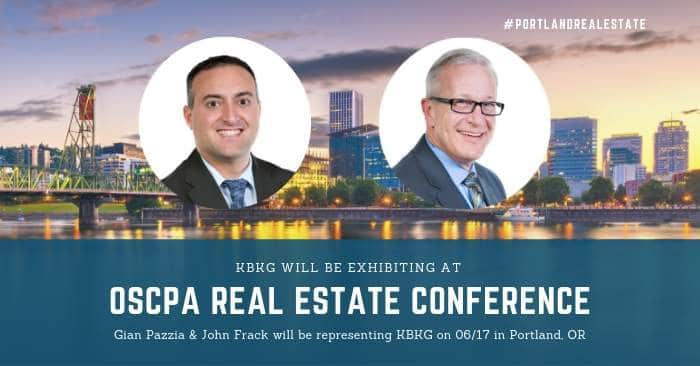 KBKG is Exhibiting at the OSCPA Real Estate Conference