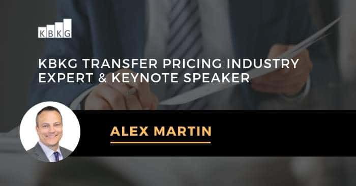 Featured Speaker – Alex Martin