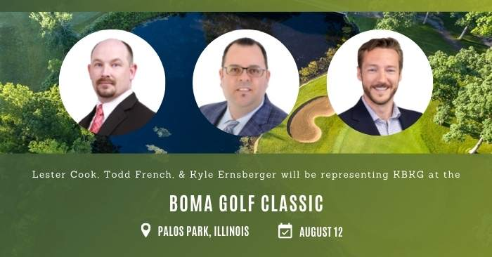 KBKG is Sponsoring the BOMA Golf Classic
