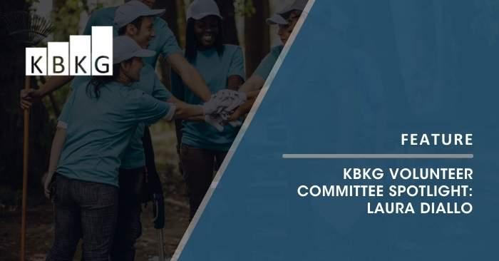 KBKG Volunteer Committee Spotlight: Laura Diallo