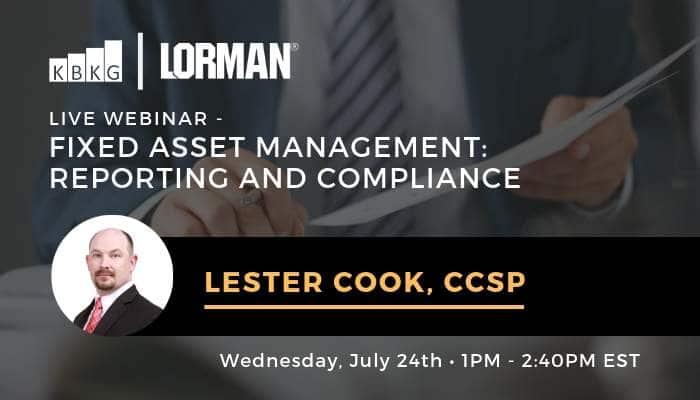 Featured Speaker – Lester Cook