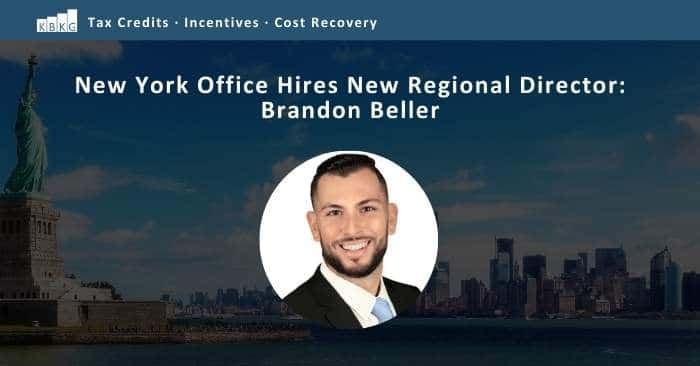New York Office Hires New Regional Director
