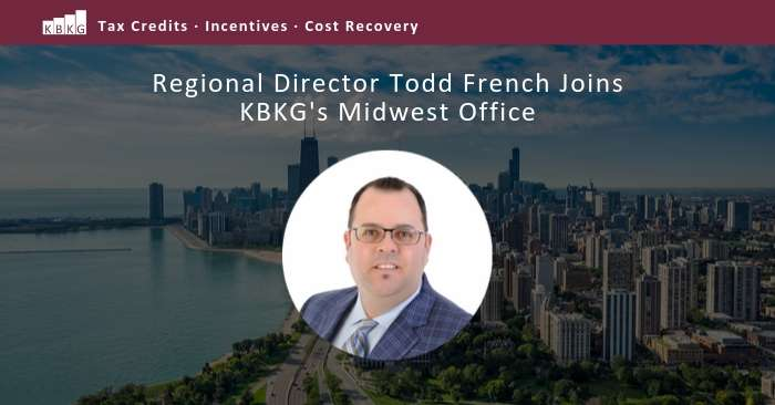 Regional Director Todd French Joins KBKG's Midwest Office