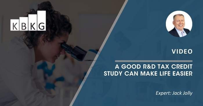 [Video] A Good Research Study Can Make Life Easier with Jack Jolly